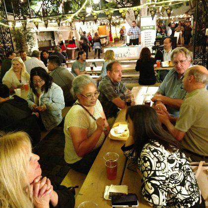 Old World Huntington Beach: Oktoberfest fundraiser events