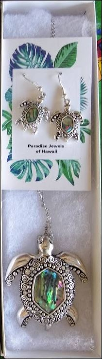 turtle-jewelry-set